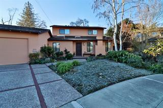 1096 Mcgregor Way, Palo Alto