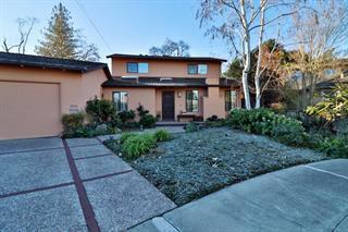 1096 Mcgregor Way, Palo Alto