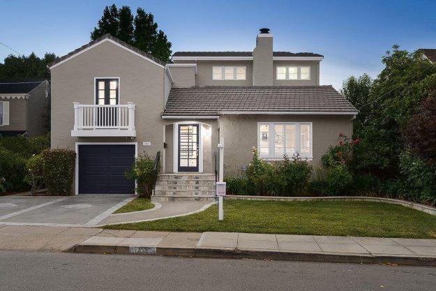 1418 Eaton Avenue, San Carlos